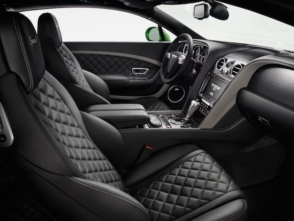 Bentley ra mắt dòng xe Continental GT và Flying Spur mới ảnh 9