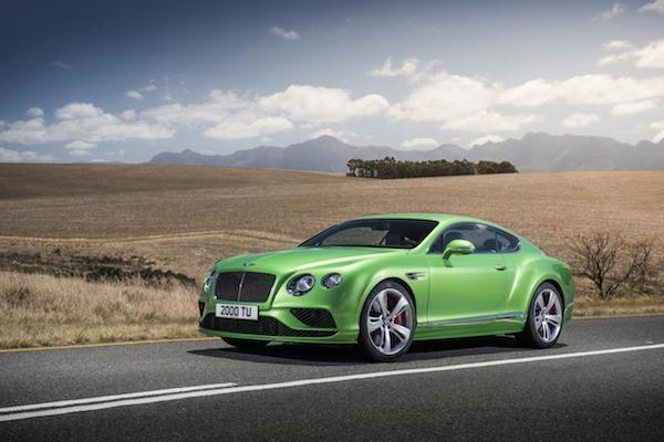 Bentley ra mắt dòng xe Continental GT và Flying Spur mới ảnh 2