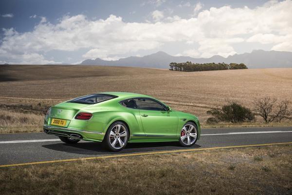 Bentley ra mắt dòng xe Continental GT và Flying Spur mới ảnh 8