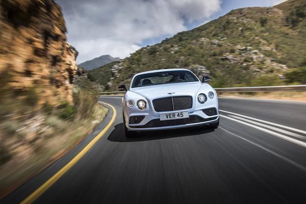 Bentley ra mắt dòng xe Continental GT và Flying Spur mới ảnh 11