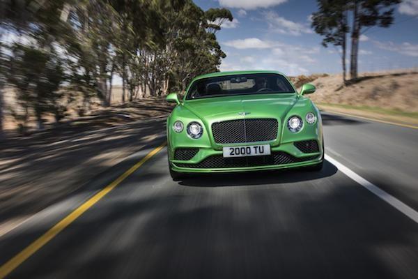 Bentley ra mắt dòng xe Continental GT và Flying Spur mới ảnh 7