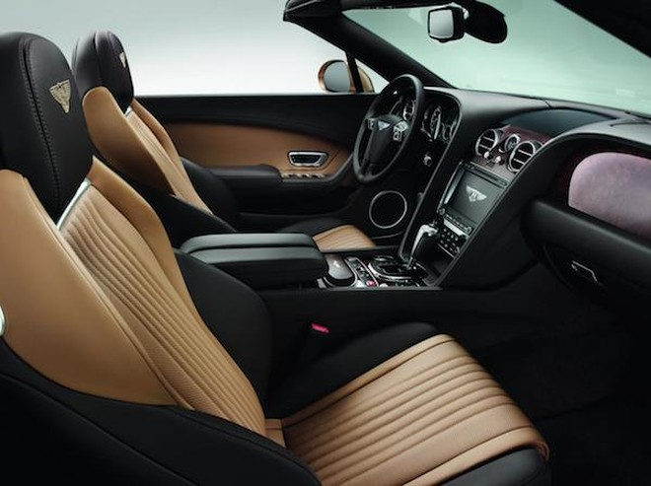 Bentley ra mắt dòng xe Continental GT và Flying Spur mới ảnh 5