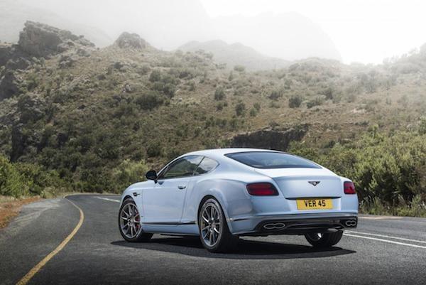 Bentley ra mắt dòng xe Continental GT và Flying Spur mới ảnh 12