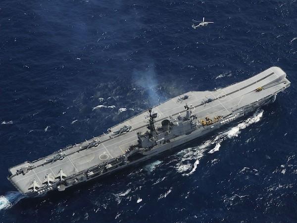 Ấn Độ gấp rút lên kế hoạch đóng tàu sân bay nội địa INS Vishal ảnh 1