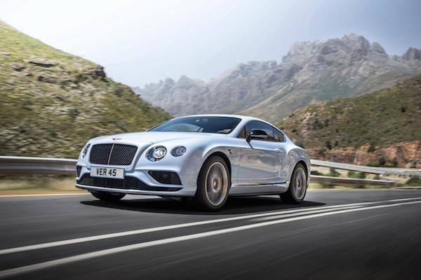 Bentley ra mắt dòng xe Continental GT và Flying Spur mới ảnh 3