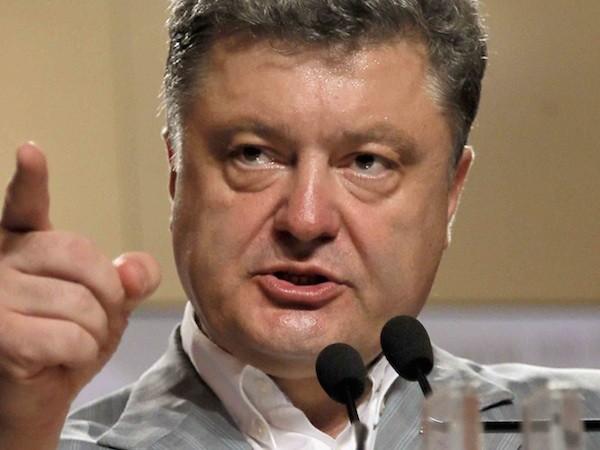 Tổng thống Ukraine thề lấy lại Crimea bằng mọi giá ảnh 1