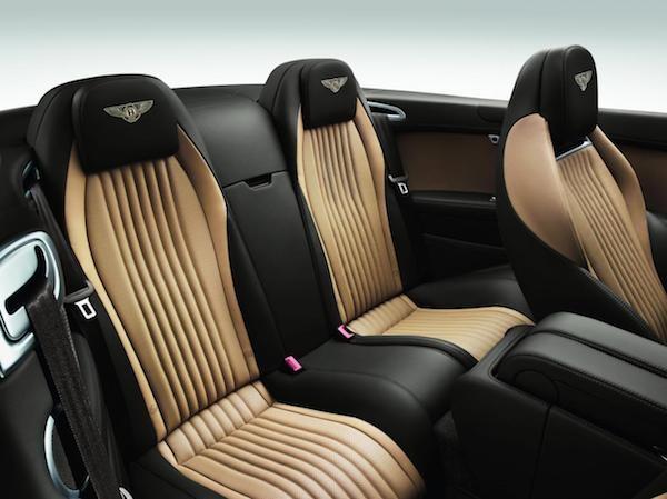 Bentley ra mắt dòng xe Continental GT và Flying Spur mới ảnh 6