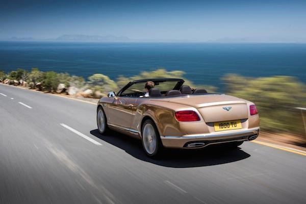 Bentley ra mắt dòng xe Continental GT và Flying Spur mới ảnh 4