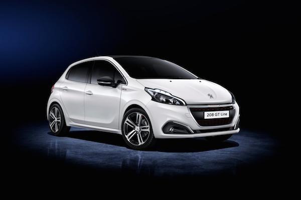 Peugeot 208 mới trình làng với thiết kế vô cùng bắt mắt ảnh 4