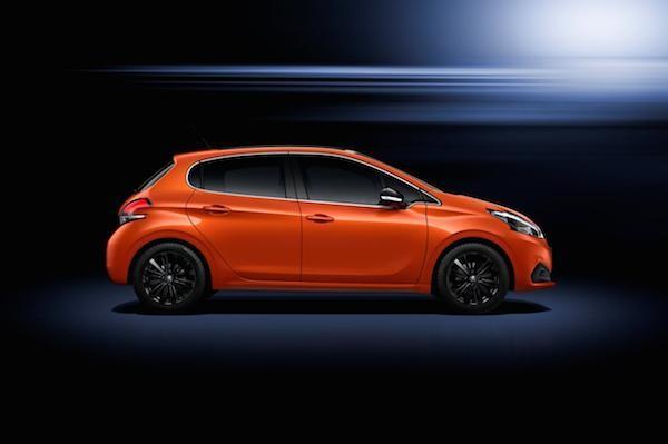 Peugeot 208 mới trình làng với thiết kế vô cùng bắt mắt