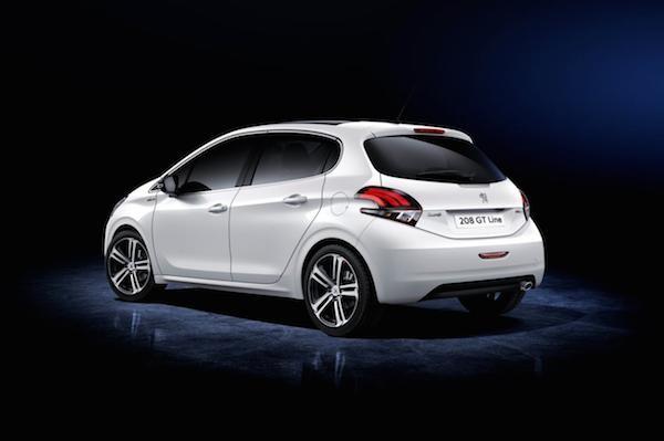 Peugeot 208 mới trình làng với thiết kế vô cùng bắt mắt ảnh 5