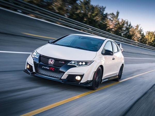 Honda Civic Type R 2015: Kiểu dáng thể thao, động cơ mạnh mẽ ảnh 1