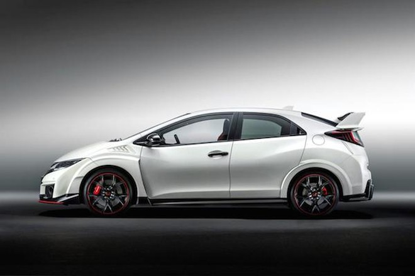 Honda Civic Type R 2015: Kiểu dáng thể thao, động cơ mạnh mẽ ảnh 6