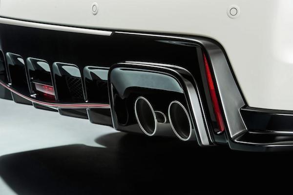 Honda Civic Type R 2015: Kiểu dáng thể thao, động cơ mạnh mẽ ảnh 7