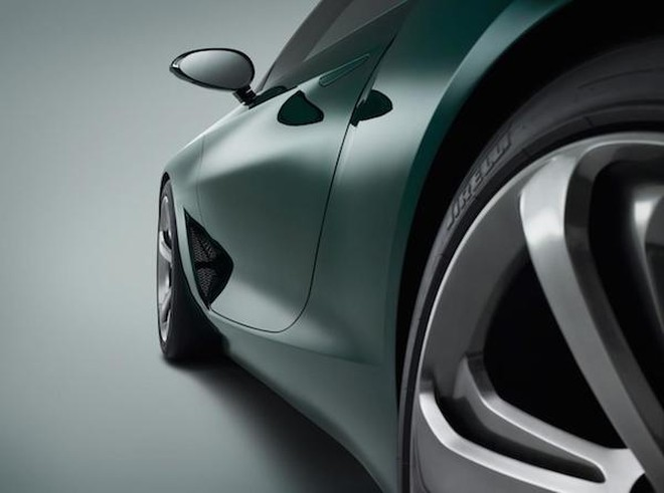 Bentley EXP 10 Speed 6: Sang trọng kết hợp thể thao ảnh 6