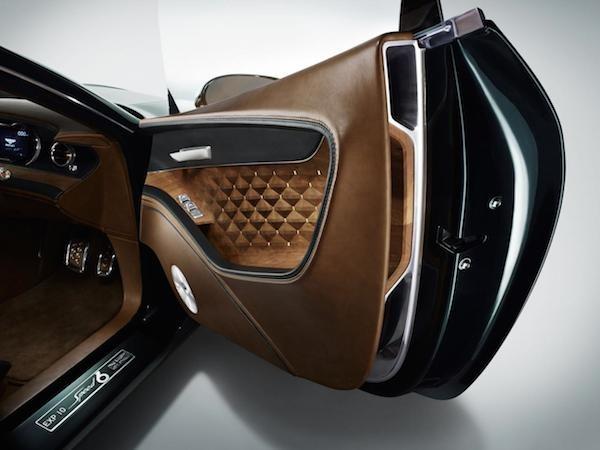 Bentley EXP 10 Speed 6: Sang trọng kết hợp thể thao ảnh 7