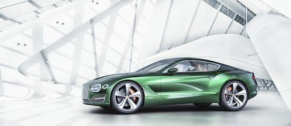Bentley EXP 10 Speed 6: Sang trọng kết hợp thể thao ảnh 5