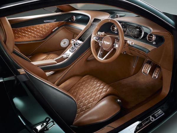 Bentley EXP 10 Speed 6: Sang trọng kết hợp thể thao ảnh 2