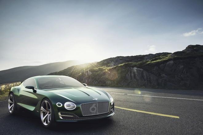 Bentley EXP 10 Speed 6: Sang trọng kết hợp thể thao ảnh 1