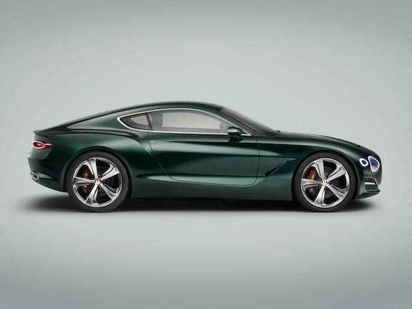 Bentley EXP 10 Speed 6: Sang trọng kết hợp thể thao ảnh 4