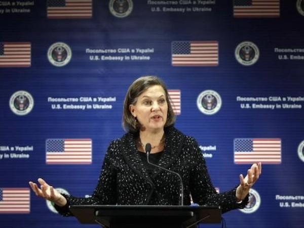 Mỹ, EU thảo luận biện pháp trừng phạt bổ sung nhằm vào Nga ảnh 1