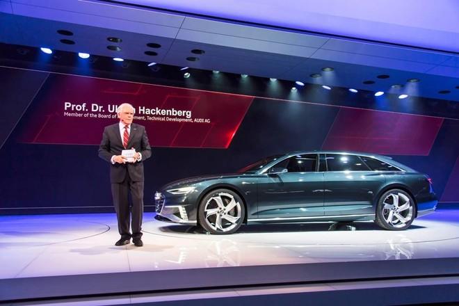 Audi Prologue Avant concept tại triển lãm Geneva Motor Show