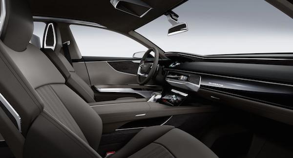 Audi Prologue Avant concept trình làng đầy ấn tượng ảnh 3