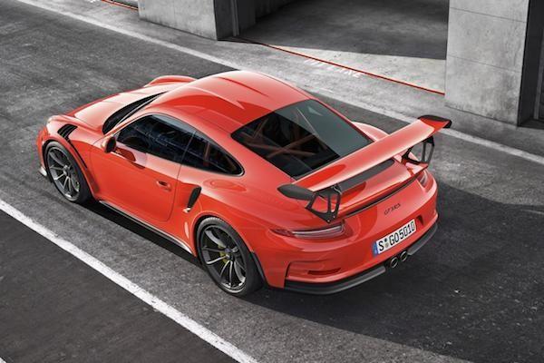 Porsche 911 GT3 RS: Giảm trọng lượng, tăng sức mạnh ảnh 7