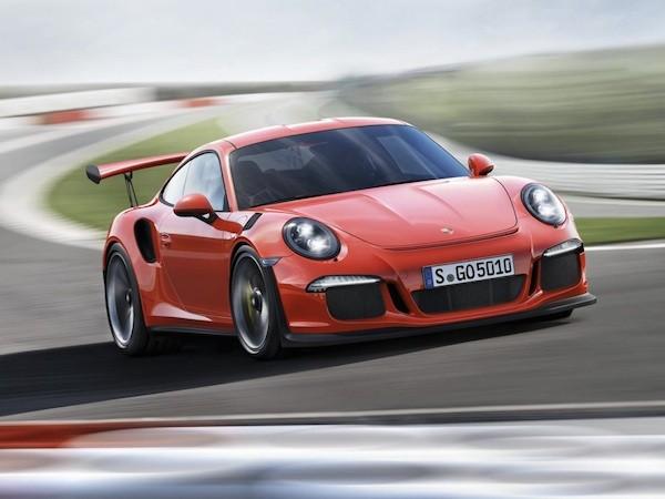 Porsche 911 GT3 RS: Giảm trọng lượng, tăng sức mạnh ảnh 4