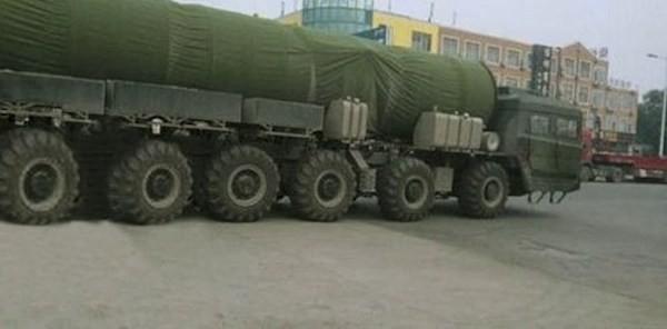 Trung Quốc đã phát triển bản nâng cấp tên lửa đạn đạo DF-31? ảnh 1
