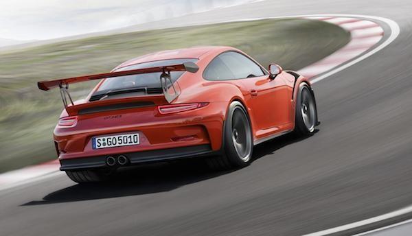 Porsche 911 GT3 RS: Giảm trọng lượng, tăng sức mạnh ảnh 6
