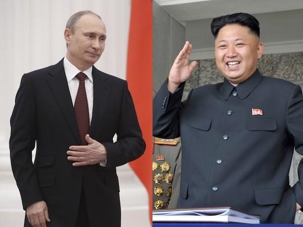 Nga và Triều Tiên hướng tới một quan hệ hợp tác song phương trong nhiều lĩnh vực