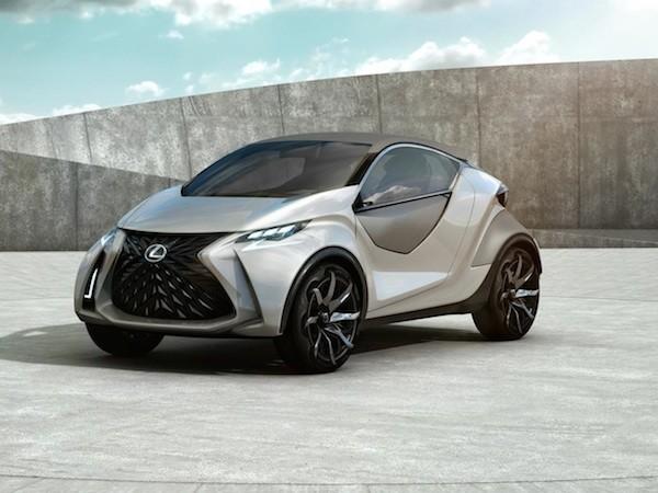 Chiêm ngưỡng mẫu concept cỡ nhỏ LF-SA độc đáo của Lexus ảnh 1