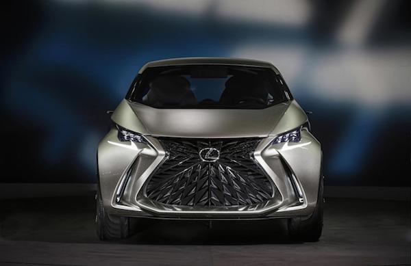 Chiêm ngưỡng mẫu concept cỡ nhỏ LF-SA độc đáo của Lexus ảnh 3