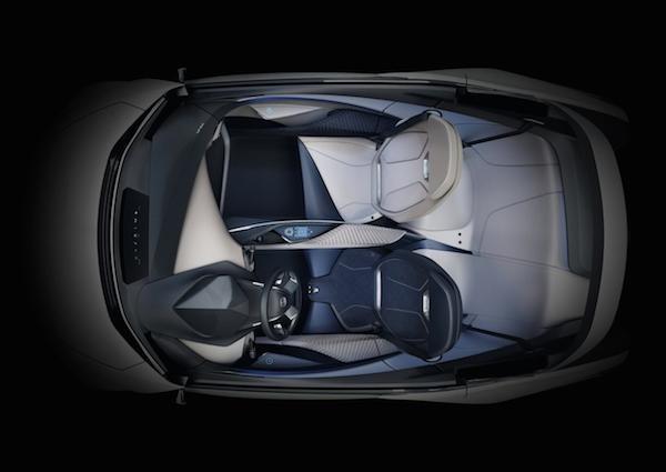 Chiêm ngưỡng mẫu concept cỡ nhỏ LF-SA độc đáo của Lexus ảnh 8