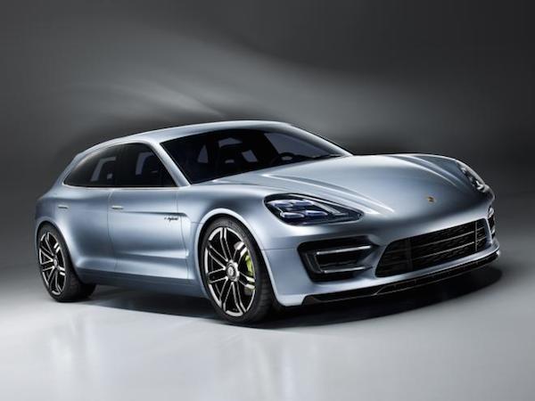Porsche Panamera mới sẽ có trọng lượng giảm đi khoảng 90 kg