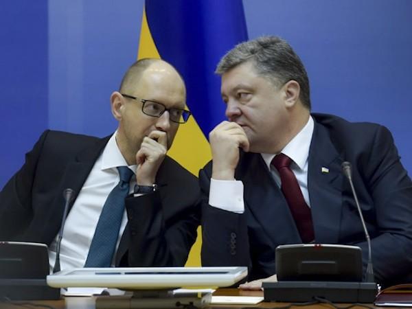 Cả Tổng thống và Thủ tướng Ukraine đều không nhận được sự ủng hộ của người dân
