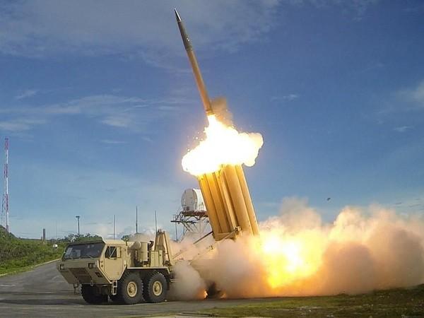 THAAD có thể được sử dụng để chống lại tên lửa DF-31 Trung Quốc ảnh 1