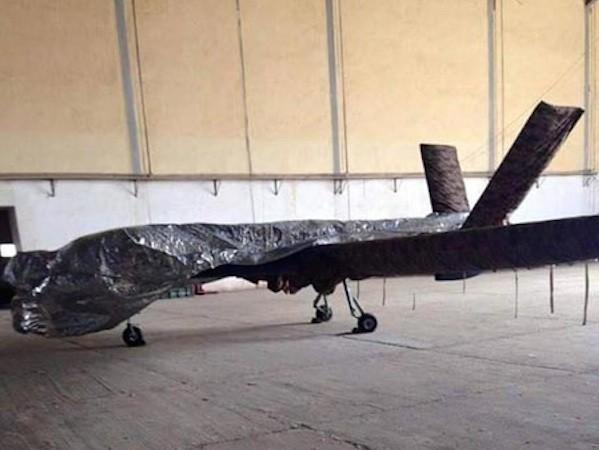 Trung Quốc đã cung cấp máy bay không người lái CH-4B cho Iraq ảnh 1