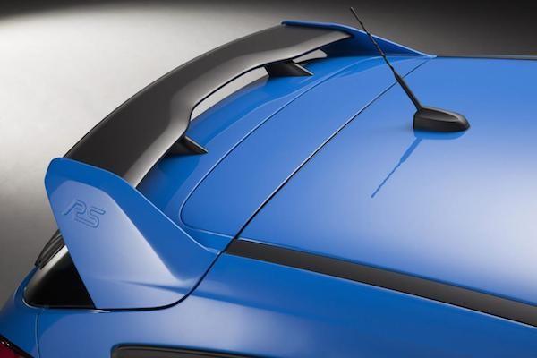 Ford Focus RS 2016 sẵn sàng cho triển lãm ôtô New York ảnh 6