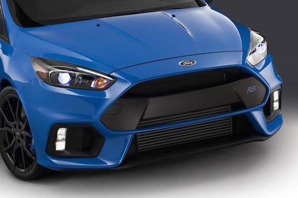Ford Focus RS 2016 sẵn sàng cho triển lãm ôtô New York ảnh 4