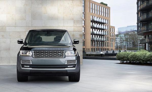 Land Rover trình làng mẫu xe Range Rover sang trọng chưa từng có ảnh 3