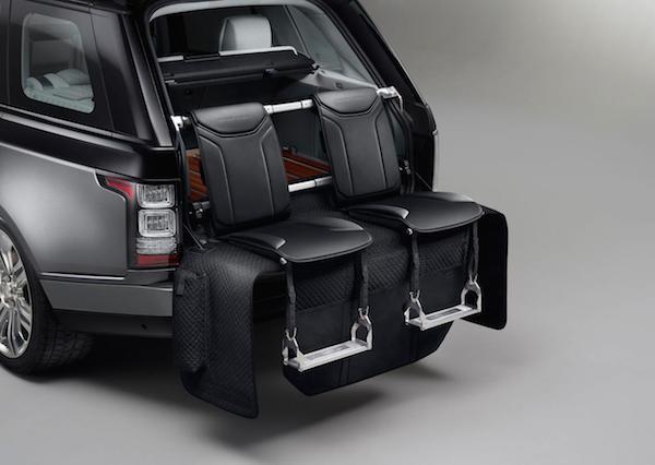 Land Rover trình làng mẫu xe Range Rover sang trọng chưa từng có ảnh 6