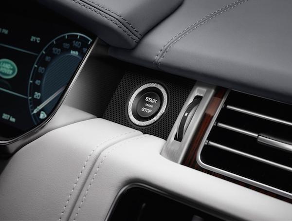 Land Rover trình làng mẫu xe Range Rover sang trọng chưa từng có ảnh 11