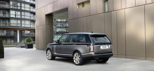 Land Rover trình làng mẫu xe Range Rover sang trọng chưa từng có ảnh 4