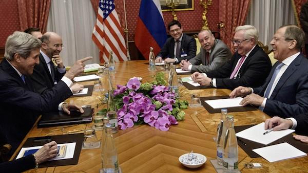 Cuộc thảo luận giữa Iran và P5+1 đang có những biến chuyển tốt đẹp