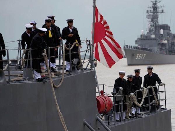 Mỹ thúc giục Nhật Bản tăng cường vai trò ở Thái Bình Dương ảnh 1
