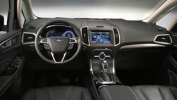Ford Galaxy: Mẫu xe đa dụng dành cho gia đình ảnh 2