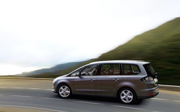 Ford Galaxy: Mẫu xe đa dụng dành cho gia đình ảnh 8