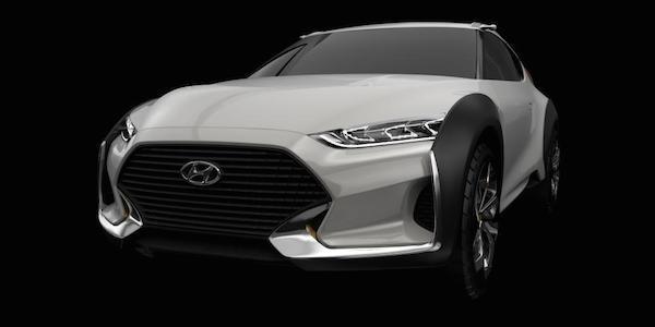 """Hyundai trình làng """"làn gió mới"""" Enduro concept"""